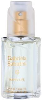 Gabriela Sabatini Happy Life toaletní voda pro ženy 20 ml