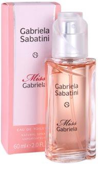 Gabriela Sabatini Miss Gabriela Eau de Toilette für Damen 60 ml