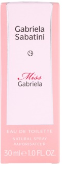 Gabriela Sabatini Miss Gabriela eau de toilette nőknek 30 ml