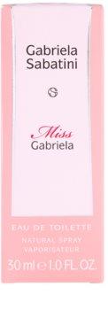 Gabriela Sabatini Miss Gabriela woda toaletowa dla kobiet 30 ml