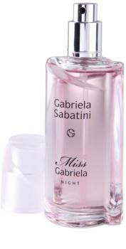 Gabriela Sabatini Miss Gabriela Night woda toaletowa dla kobiet 60 ml