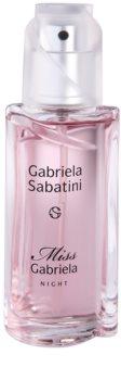 Gabriela Sabatini Miss Gabriela Night Eau de Toilette für Damen 60 ml