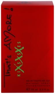 Gai Mattiolo That's Amore! Kisses XXX woda toaletowa dla kobiet 75 ml