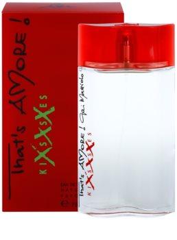 Gai Mattiolo That's Amore! Kisses XXX eau de toilette pentru femei 75 ml