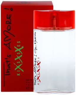 Gai Mattiolo That's Amore! Kisses XXX toaletní voda pro ženy 75 ml