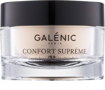 Galénic Confort Suprême Nourishing And Moisturizing Night Cream