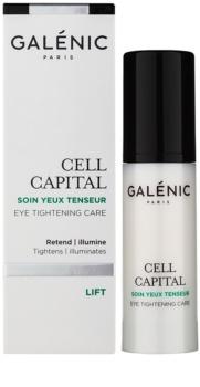 Galénic Cell Capital rozjaśniający krem do okolic oczu z efektem liftingującym