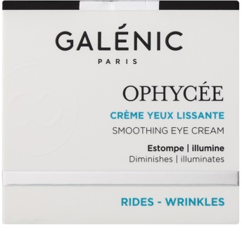 Galénic Ophycée Smoothing Anti-Wrinkle Cream for Eye Area