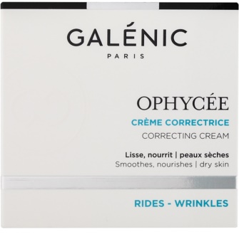 Galénic Ophycée Smoothing Day Cream with Nourishing Effect