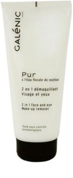 Galénic Pur засіб для зняття макіяжу для всіх типів шкіри