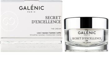 Galénic Secret D'Excelence crema rejuvenecedora antienvejecimiento para rostro, cuello y escote