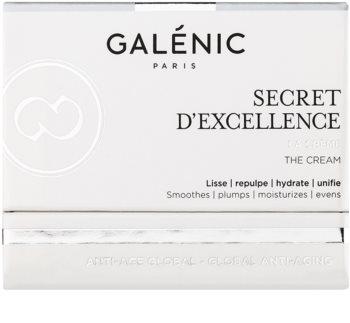 Galénic Secret D'Excelence omladzujúci krém proti všetkým prejavom starnutia na tvár, krk a dekolt
