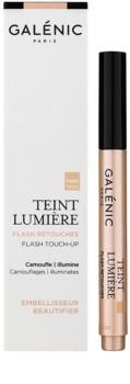 Galénic Teint Lumiere коректор для всіх типів шкіри