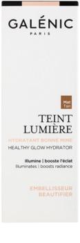 Galénic Teint Lumiere bőrvilágosító tonizáló krém hidratáló hatással
