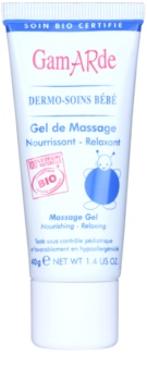 Gamarde Bébé Relaxing and Nourishing Massage Gel For Baby's Skin