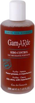 Gamarde Sebo-Control agua limpiadora para pieles grasas con tendencia acnéica