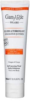 Gamarde Sun Care Self-Tanning Fluid for Face and Body