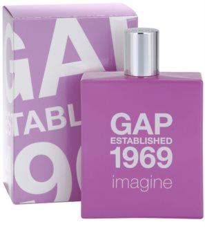 Gap Gap Established 1969 Imagine eau de toilette pour femme 100 ml