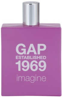 Gap Gap Established 1969 Imagine Eau de Toilette for Women 100 ml
