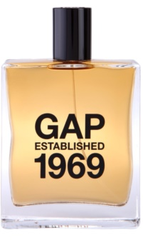 Gap Gap Established 1969 for Men Eau de Toilette for Men 100 ml