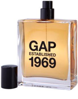 Gap Gap Established 1969 for Men eau de toilette para hombre 100 ml