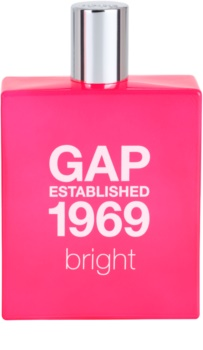 Gap Gap Established 1969 Bright eau de toilette nőknek 100 ml