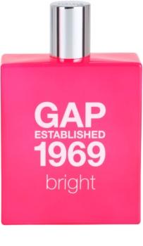 Gap Gap Established 1969 Bright eau de toilette pentru femei 100 ml