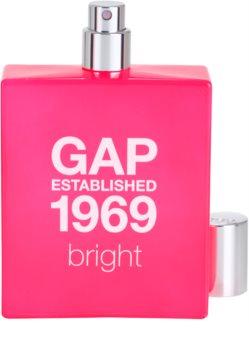 Gap Gap Established 1969 Bright Eau de Toilette Damen 100 ml