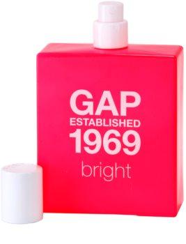 Gap Gap Established 1969 Bright Eau de Toilette für Damen 100 ml