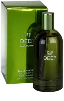 Gap Deep Men toaletná voda pre mužov 100 ml