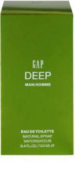 Gap Deep Men eau de toilette pentru barbati 100 ml