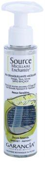 Garancia Enchanted Micellar Water Almond agua limpiadora para rostro y ojos