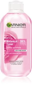Garnier Botanical pleťová voda pro suchou pleť