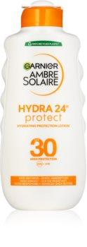 Garnier Ambre Solaire lait solaire SPF 30