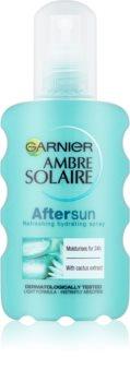 Garnier Ambre Solaire spray rafraîchissant et hydratant après-soleil