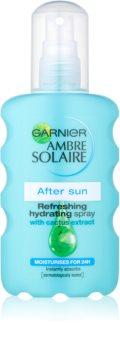 Garnier Ambre Solaire Spray revigorant pentru hidratare dupa expunerea la soare