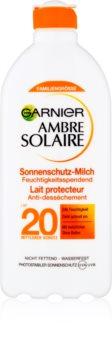 Garnier Ambre Solaire Bräunungsmilch SPF 20