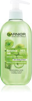 Garnier Botanical gel moussant purifiant pour peaux normales à mixtes