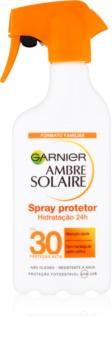 Garnier Ambre Solaire спрей для засмаги SPF 30