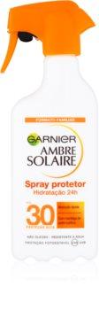 Garnier Ambre Solaire sprej na opalování SPF 30