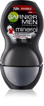 Garnier Men Mineral Neutralizer Antitranspirant-Deoroller gegen weiße Hautflecken
