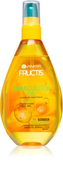 Garnier Fructis Miraculous Oil Nourishing Oil For Dry Hair