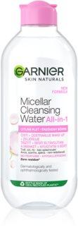 Garnier Skin Naturals eau micellaire peaux sensibles