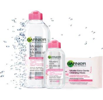 GARNIER SKIN NATURALS água micelar para pele sensível   notino.pt 78bc2bc8df