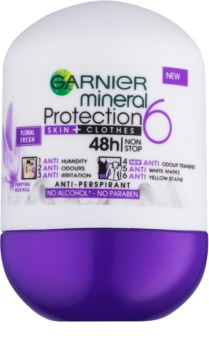 Garnier Mineral 5 Protection roll-on antibacteriano 48 h