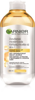 Garnier Skin Naturals διφασικό μικυλλιακό νερό 3 σε 1