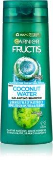 Garnier Fructis Coconut Water зміцнюючий шампунь