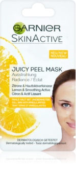 Garnier Skin Active posvetlitvena maska za nepoenoteno kožo brez sijaja
