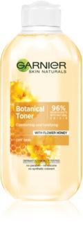 Garnier Botanical lotion visage pour peaux sèches