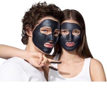 Gesichtsmaske Mitesser